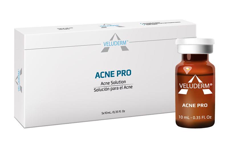 veluderm acne pro