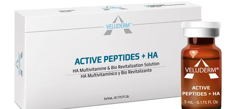 ACTIVE PEPTIDES + HA
