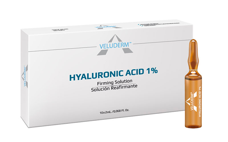 veluderm hyaluronic 1