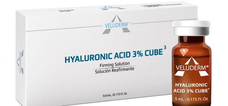 HYALURONIC ACID 3%